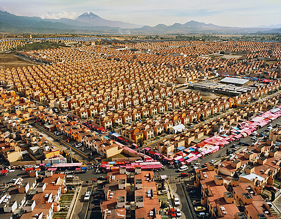 Livia Corona Benjamin, 47,547 Homes for Mexico, Ixtapaluca, 2007