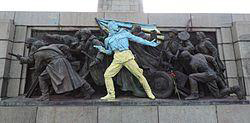 "Image source: ""Sofia-Monument-to-Soviet-Army--Glory-to-Ukraine-20140224-1"" by Vassia Atanassova - Spiritia - Собствена творба. (License by Creative Commons)"