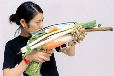 Tsuyoshi Ozawa - Vegetable Weapons (2001)