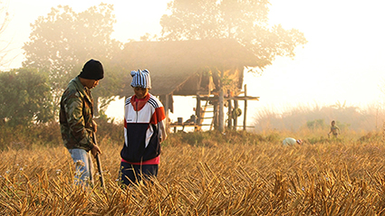 Uruphong Raksasad - Agrarian Utopia (film still)